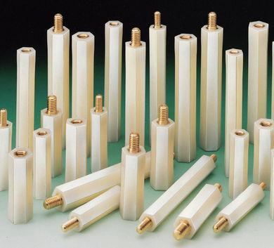 Hexagonal Nylon Pillars / Standoffs