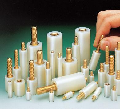 Round Nylon Pillars / Standoffs
